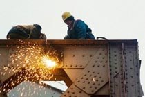 Демонтажные работы с металлическими конструкциями в Осинниках