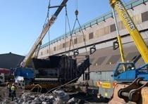 Демонтаж конструкций из металла в Осинниках